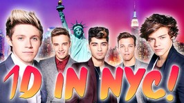 One Direction Takes Over New York City
