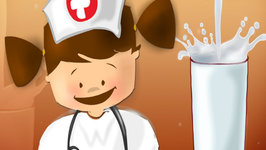 Nina's Nutrition Tips - Tip  3 Drink a lot of Milk