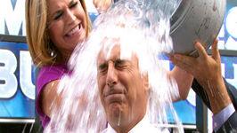 ALS Ice Bucket Challenge Raises Awareness