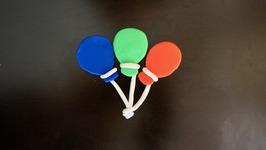 Play-Doh Balloons