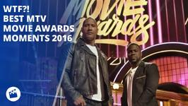 Top 3 jaw-dropping moments from the MTV Movie Awards!