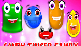 Finger Family Collection  Candy Finger Family Songs  Finger Family And Many More
