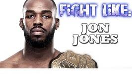 How To Fight Like Jon Jones - 3 Signature Moves