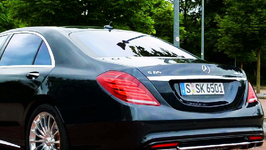2015 Mercedes-Benz S65 AMG Review