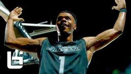 Trevon Duval vs Isaiah Washington Epic Point Guard Battle - 2016 UA Elite 24 Mixtape