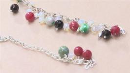 How To Create A Homemade Charm Bracelet