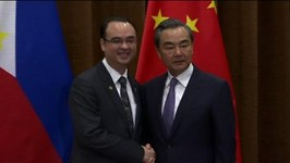 Chinese FM: golden period for China-Philippines