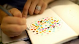 Drawing for My Life: Healing Through Coloring
