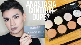Makeup Revolution Contour Palette - First Impression /Demo/Review