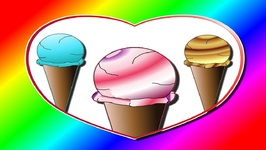 The Calendar Song - Learn Days of the Week Months of the Year - Ice Cream  Song - Teach ESL