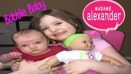 Madame Alexander Babble Baby Doll Review