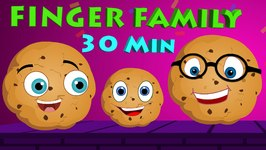 Cookie Finger Family Collection  Finger Family Songs  Top 20 Finger Family Collection