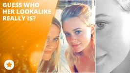 Who is Reese Witherspoon's doppelganger?