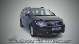 A look at the 2014 Volkswagen Sharan