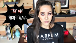 Try On Thrift Haul 2017