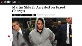 We Are Sure Martin Shkreli Regrets These Tweets (Among Others Things)