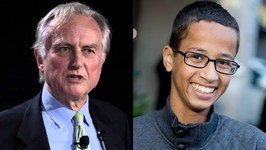 Richard Dawkins Compares Clock Boy Ahmed Mohamed To Isis Killer