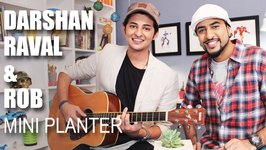 Mad Stuff With Rob - How To Make Mini Planters feat. Darshan Raval