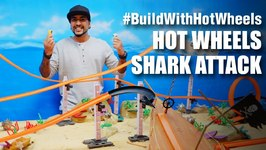 Mad Stuff With Rob - BuildWithHotWheels - Shark Attack  Hot Wheels