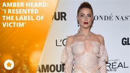 Amber Heard Doesn't Want To Be Called A Victim