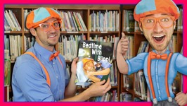 Bedtime With Blippi - Bedtime Stories for Children