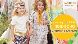 How to Dress Your Kids Indie-Boho