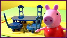 Peppa Pig Cartoons  Peppa Pig And Family - Country House  Kid's Cartoons Animations