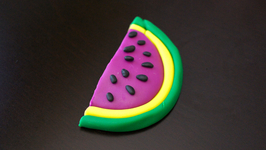 Watermelon Play-Doh