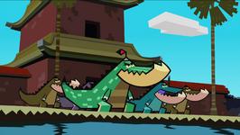 Crocodile Castle