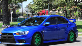 2010 Lancer EVOX with Coilovers and MORE!