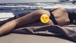 Chrissy Teigen Gets Cheeky on Social Media