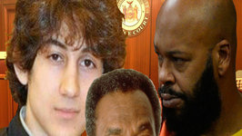 Bill Cosby, Dzhokar Tsarnaev Trial and Suge Knight Hit-and-Run Video