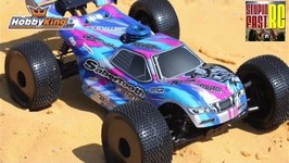 How to Run-in a Nitro RC - Basher SaberTooth 1/8 Scale Truggy