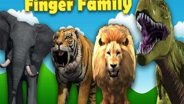 Top Animals Cartoons Finger Family Collection - Animals Finger Family Rhymes for Children