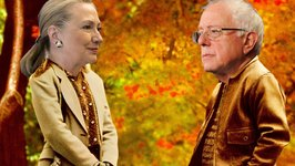 Can Bernie Sanders & Hillary Supporters Play Nice in November?