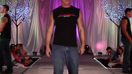 Florida Wedding Expo Fashion Show Entertainment - Orlando Rock Hard Revue