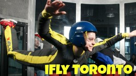 IFly or iFail? INDOOR SKYDIVING in TORONTO
