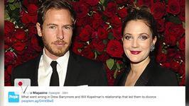 Drew Barrymore and Husband Will Kopelman Split