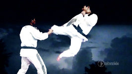 3 Simple Steps Of Complete Taekwondo Tornado Kick