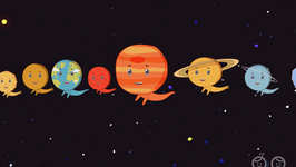 Lets Learn About Planets
