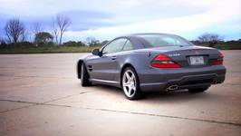 2009 Mercedes SL550 Review
