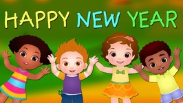 Happy New Year From ChuChu TV - New Year Resolves for Kids - The Transformator