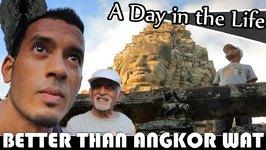 Better Than Angkor Wat - Exploring Cambodia Vlog (ADITL EP 184)