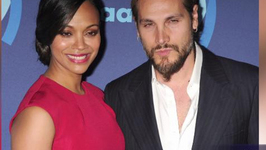Mixed Reaction to News Zoe Saldana's Husband took her last name