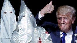 Donald Trump Goes Back & Forth on David Duke & KKK