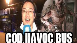 TamTu plays Call of Duty Advanced Warfare: Havoc on a Bus