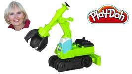 Play-Doh Diggin' Rigs Chomper The Excavator