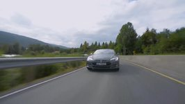 Tesla Model S - Norway Driving Video