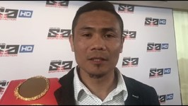 Nietes wants move up to super flyweight: My dream fights are there