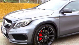 2015 Mercedes-Benz GLA45 AMG Review